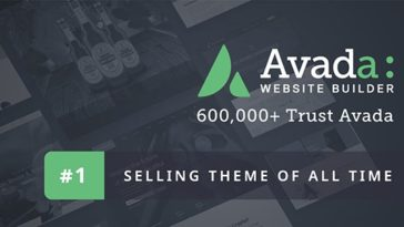 Avada 7.0.1 – Responsive Multi-Purpose WordPress Theme